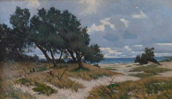 Paul Müller-Kaempff, Düne, Kunstmuseum Ahrenshoop