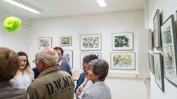 Schnappschüsse aus der Ausstellung von Hanka & Frank Koebsch in Groß Lüsewitz (c) FRank Koebsch (4)