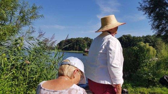 Skizzieren am Schweriner See in Mueß (c) Frank Koebsch (5)