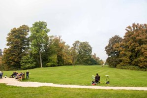 Malreise Rügen - Malen im Schloßpark Putbus (c) FRank Koebsch (2)