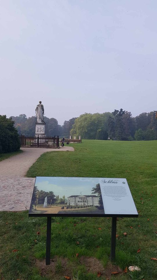 Schloßpark Putbus (c) FRank Koebsch