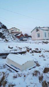 Winter in Sandneshamn - auf dem Weg von Tromsø nach Sommarøy (c) FRank Koebsch (11)