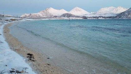 Winter in Sandneshamn - auf dem Weg von Tromsø nach Sommarøy (c) FRank Koebsch (14)