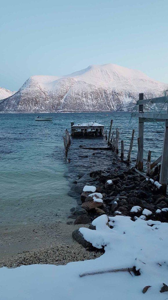 Winter in Sandneshamn - auf dem Weg von Tromsø nach Sommarøy (c) FRank Koebsch (19)