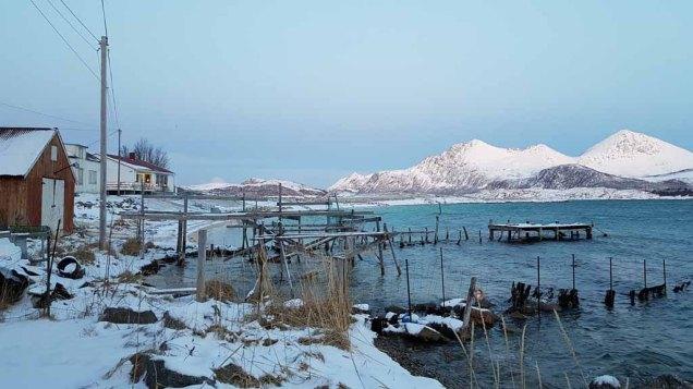 Winter in Sandneshamn - auf dem Weg von Tromsø nach Sommarøy (c) FRank Koebsch (20)
