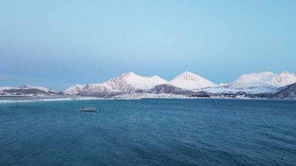Winter in Sandneshamn - auf dem Weg von Tromsø nach Sommarøy (c) FRank Koebsch (3)