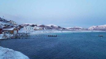 Winter in Sandneshamn - auf dem Weg von Tromsø nach Sommarøy (c) FRank Koebsch (4)