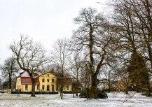 Winteransicht Gutshaus Teutendorf (c) FRank Koebsch (2)