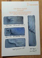 Farbspiel mit granulierenden, nicht granulierenden Farben und Granuliermittel © Frank Koebsch (1)