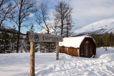 Verschneite norgwegische Landschaft bei Camp Tamok (c) Frank Koebsch (3)