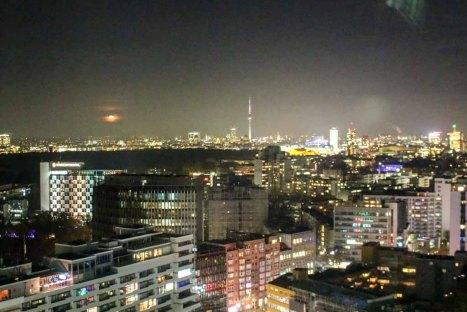 Abends in Berlin - Blick vom Europa Center (c) Frank Koebsch (1)