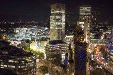 Abends in Berlin - Blick vom Europa Center (c) Frank Koebsch (2)