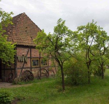 Alte Schmiede im Freilichtmuseum Schwerin-Mueß (c) Frank Koebsch (1)