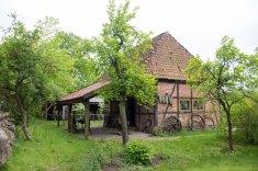 Alte Schmiede im Freilichtmuseum Schwerin-Mueß (c) Frank Koebsch (2)