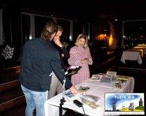 Jens Hübner, Nicola Schneider - Wilde & Partner und Ulrich Langer – TFK GmbH Kühlungsborn in der Puro Sky Lounge im Europa-Center Berlin © Frank Koebsch (2)