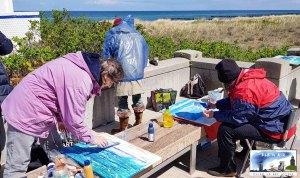 Plein Air Festival Kühlungsborn - Acrylmalerei an der Ostsee © Frank Koebsch (2) L