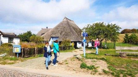 Das Pfarrwitwenhaus ist ein beliebtes Ausflugsziel (c) Frank Koebsch
