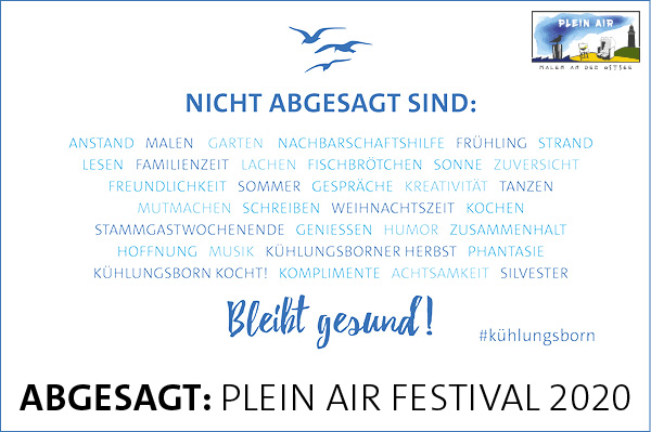 Abgesagt - Plein Air Festival 2020 (1)