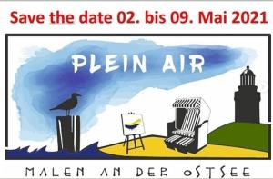 ave des Date - Plein Air 2021 - Malen an der Ostsee