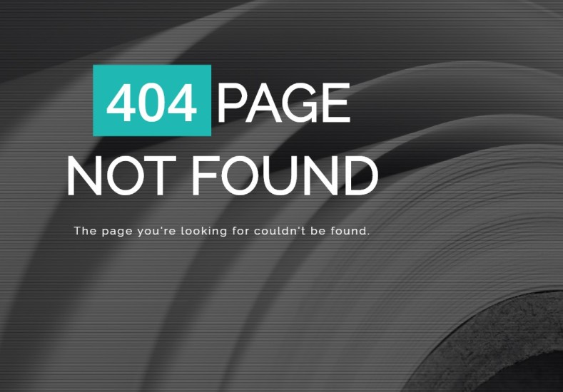 The page you're looking for couldn't be found.