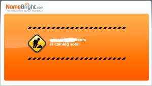 web site is comming soon