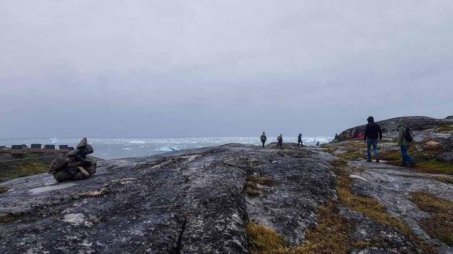 Blick auf die Diskobucht von den Bergen bei Ilimanaq (c) FRank Koebsch (2)
