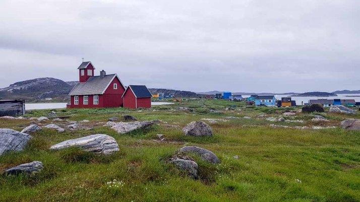 Die Kirche von Ilimanaq (c) Frank Koebsch (2)