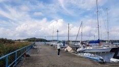Malreise Rügen - Motivsuche bei den Schiffen im Hafen Thiessow (c) Frank Koebsch (2)