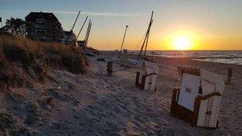 Sonnenuntergang am Strand von Kühlungsborn (c) Frank Koebsch (5)