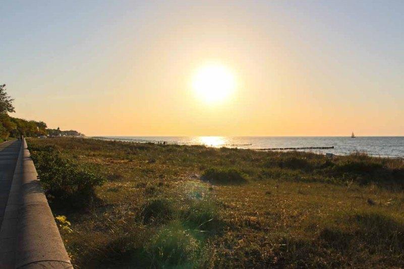 Sonnenuntergang am Strand von Kühlungsborn (c) Frank Koebsch (7)