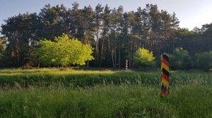 Deutsch - Polniche Grenze bei Rieth (c) Frank Koebsch (2)