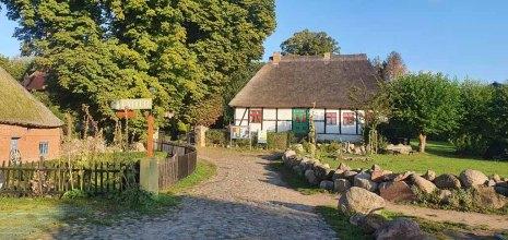 Das Schulmuseum in Middelhagen (c) Frank Koebsch