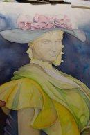 Die ersten Lasuren im Gesicht der Eliza Doolittle aus My fair Lady © Frank Koebsch (2)