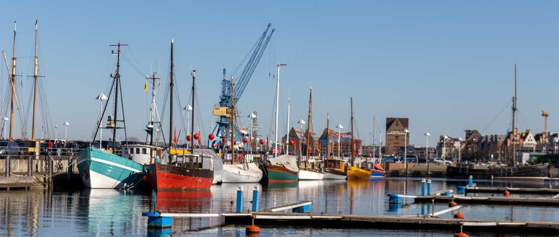Museumshafen an der Haedgehalbinsel im Stadthafen Rostock © Frank Koebsch (1)