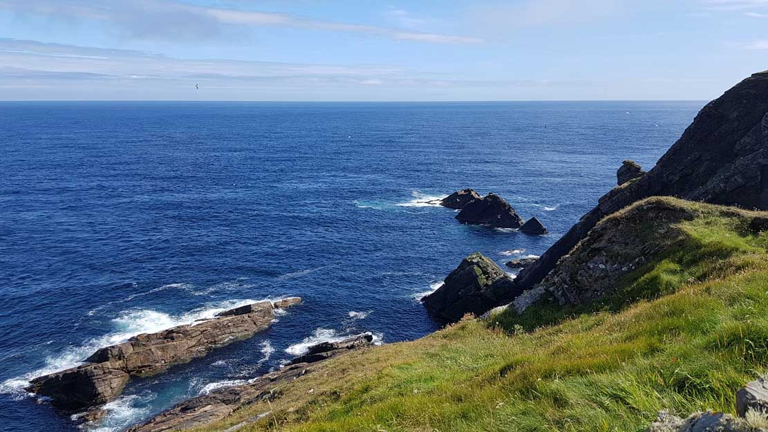Küste auf Lerwick bei Sumburgh Head (c) Frank Koebsch (1)