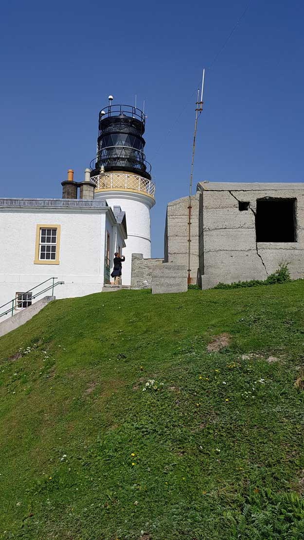 Sumburgh Head Lighthouse (c) Frank Koebsch (1)