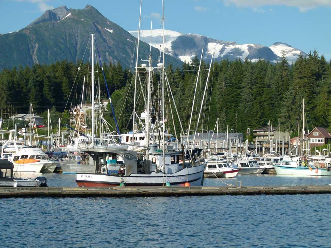 Im Hafen der Auke Bay (c) Frank Koebsch (1)