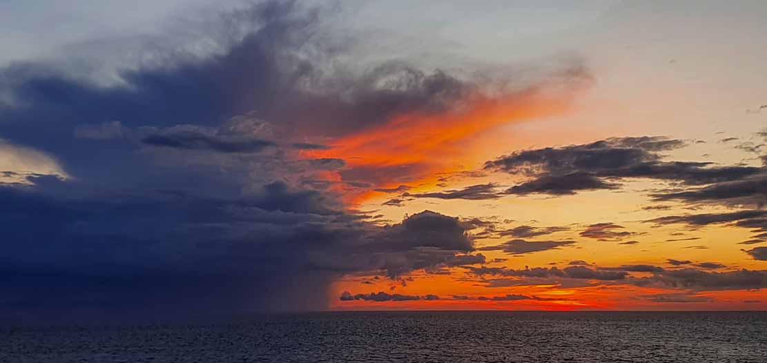 Sonnenuntergang bei der Insel Vinga (c) Frank Koebsch (3)